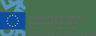 logo eu regional development found