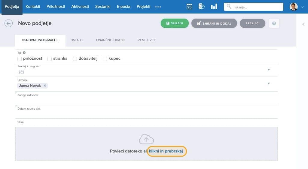 Dodajanje-datotek-klikni-in-prebrskaj