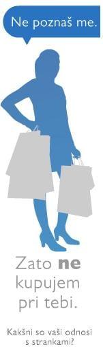 Intrix CRM za poznavanje kupcev