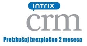 Program Intrix CRM - preizkusite brezplačno
