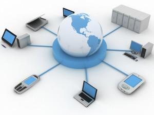 dostop do aplikacije preko spleta in REST