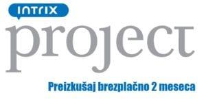 Program za projektno vodenje Intrix Project - preizkusite brezplačno