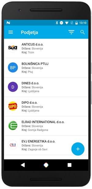 mobilna aplikacija intrix 2.0