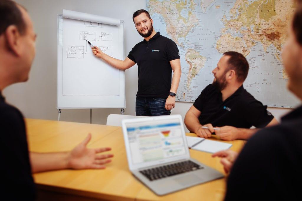 aplikacija za projektno vodenje