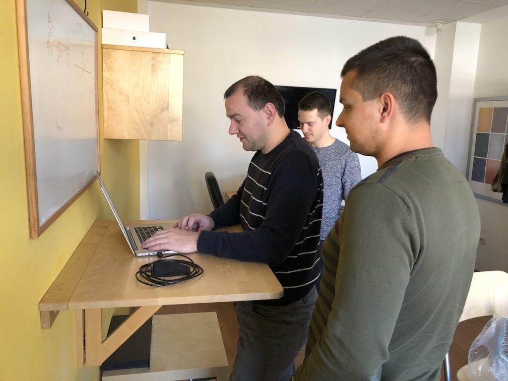 razvojna ekipa intera