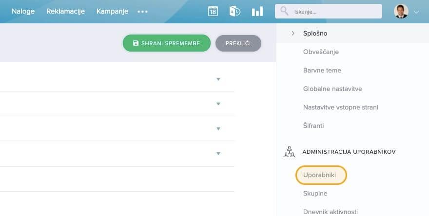 Nastavitev-aplikacije-uporabniki