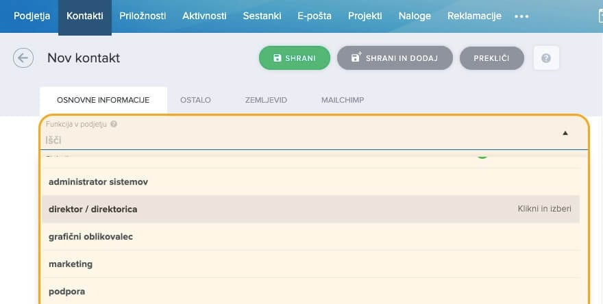 ŠIfrant-spustni-seznam