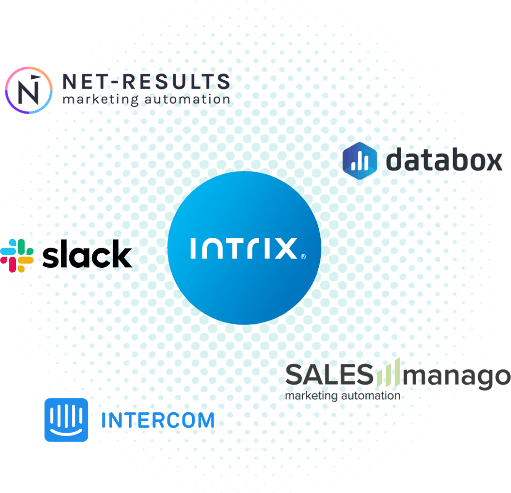 slack net-results sales manago intercom databox sync