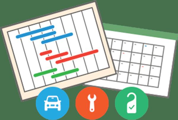 plan zasedenost sluzbenih vozil intrix