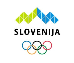 olimpijski komite slovenije logo