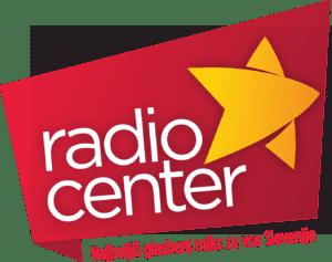 Radio center logo