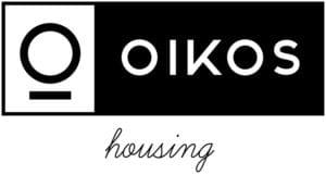 oikos housing logo