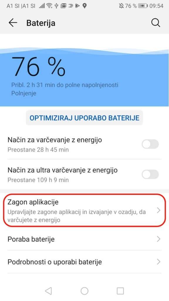zagon-aplikacije