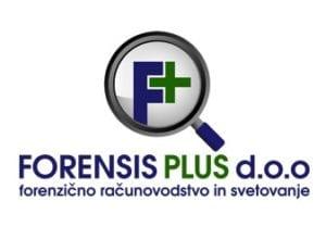 Forensis plus logo
