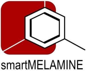Smart melamine logo