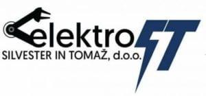 Elektro silvester in tomaž logo