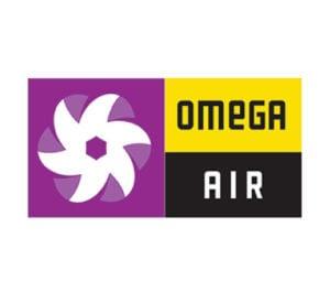 Omega air logo
